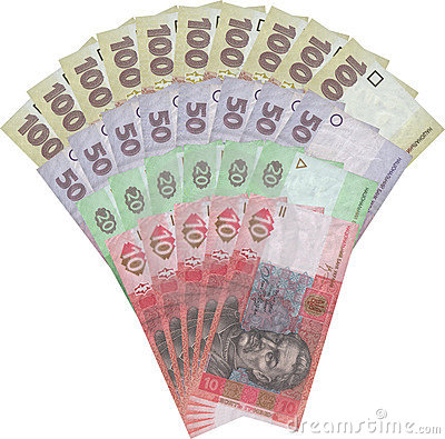ukraine money notes