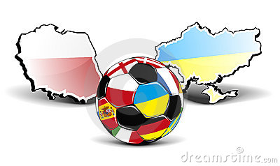 Ukraine Poland Football