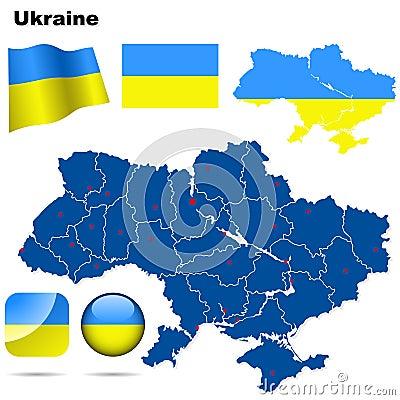 Ukraine set.