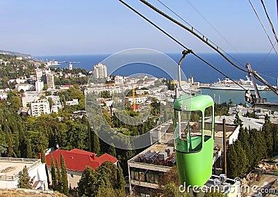 Ukraine Yalta city