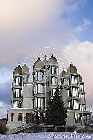 Free Ukrainian Church Royalty Free Stock Photo - 8501865