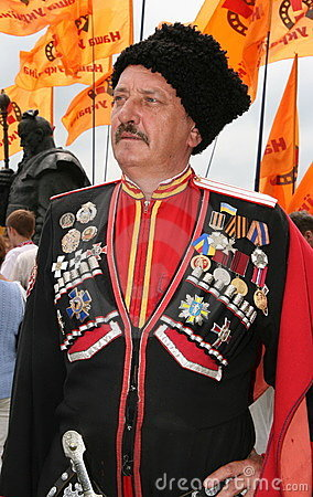 Ukrainian cossack general 3