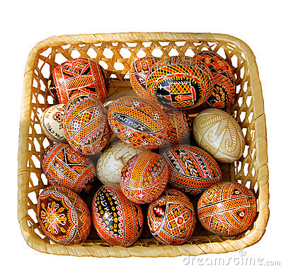 Free Ukrainian Easter Eggs - Stock Photos - 6464623