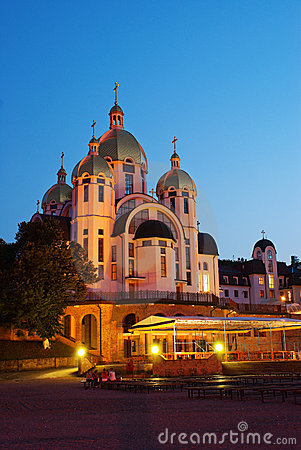 Ukrainian Greek Catholic monastery
