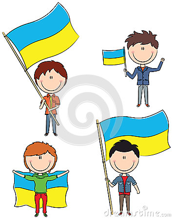 Free Ukrainian Men Royalty Free Stock Photos - 39319258