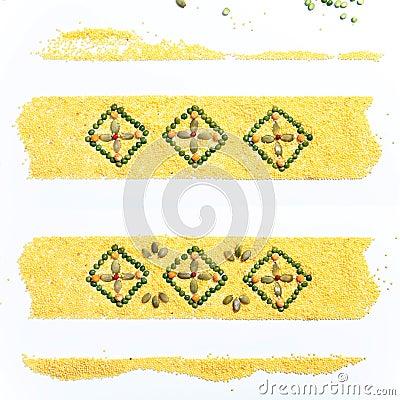 Ukrainian national patterns