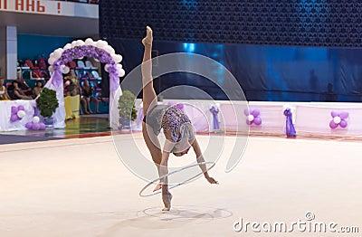 Ukrainian Rhythmic Gymnastics Championship 2014