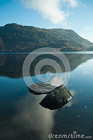 Free Ullswater, Lake District Stock Images - 46718604