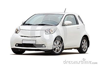 Ultra compact city car