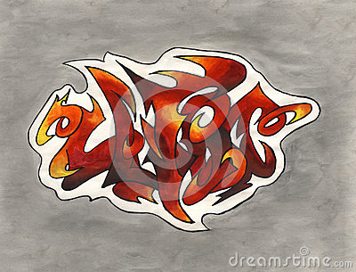 Ultra graffiti