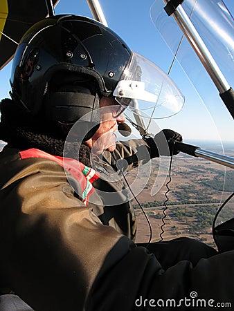 Ultralight pilot