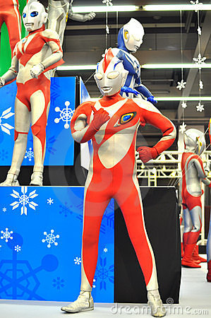 Ultraman Editorial Image