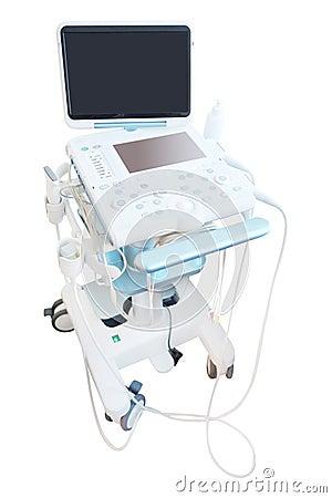 Free Ultrasound Machine Stock Photo - 51253310