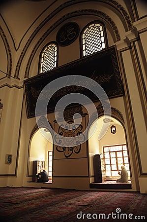 Ulu мечети bursa