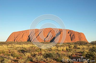 Uluru Editorial Stock Photo