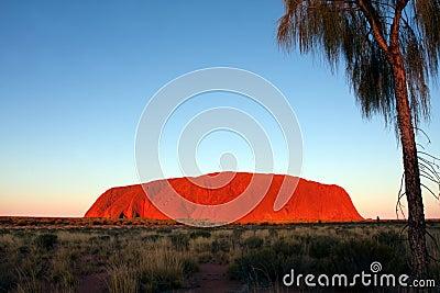 Uluru Editorial Photography