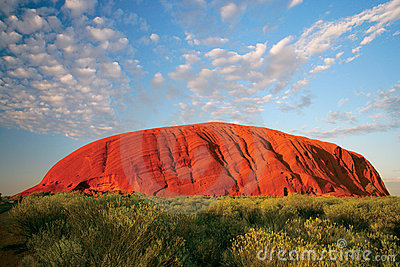 Uluru (Ayers Rock) Editorial Photography