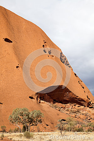 Uluru - Ayers Rock Editorial Image