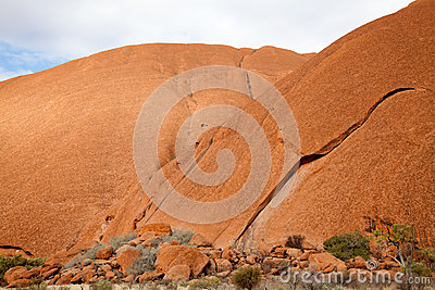 Uluru - Ayers Rock Editorial Stock Image