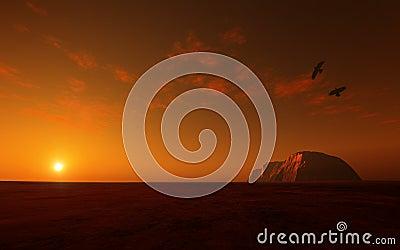 Uluru - Ayers Rock Australia Editorial Image