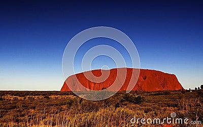 Uluru Editorial Image