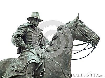 Ulysses S. Grant Memorial Statue