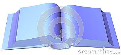 Um molde do livro
