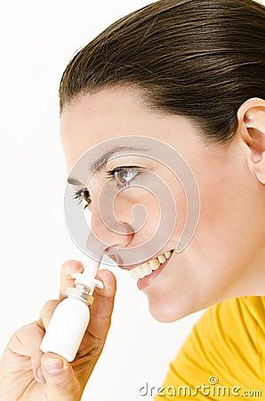 Pulverizador nasal