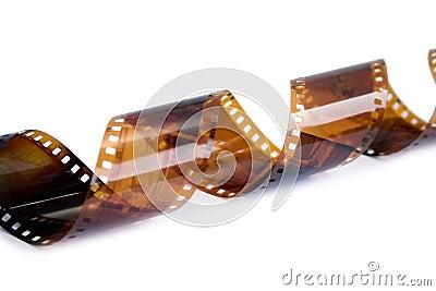 Uma película de 35mm