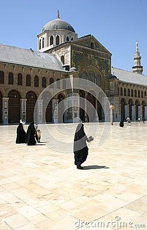 Free Umayyad Mosque Royalty Free Stock Images - 693209