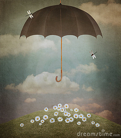 Free Umbrella Stock Image - 10599171