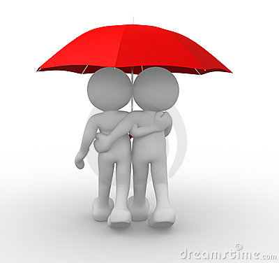 Free Umbrella Royalty Free Stock Photos - 21411028