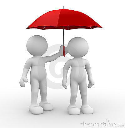 Free Umbrella Royalty Free Stock Images - 22540389
