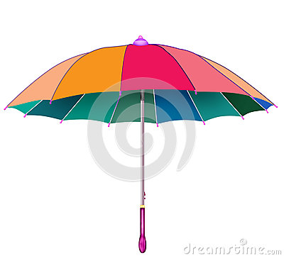 Umbrella Royalty Free Stock Image - Image: 24980376