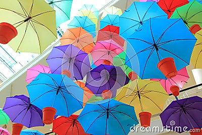 Umbrella Editorial Photography