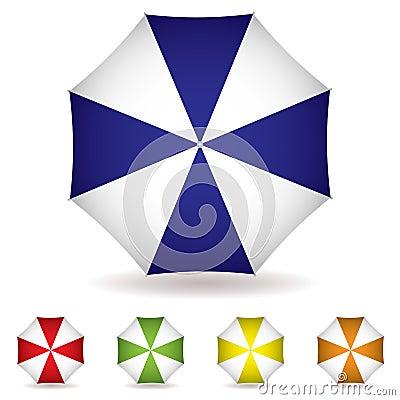 Free Umbrella Top Collection Stock Photography - 12872252