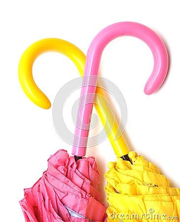 Umbrellas handle