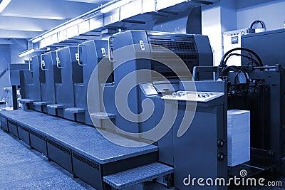 Umowy kompensacyjne odcisku maszyny