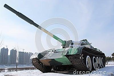 Un arma de la guerra: los tanques