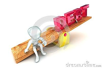 Concepto de la deuda