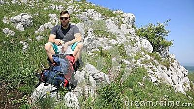 Un excursionista come una manzana metrajes