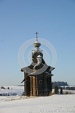 Un hiver russe