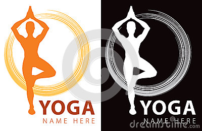 Logo di yoga