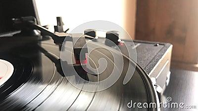 Un joueur record de vinyle