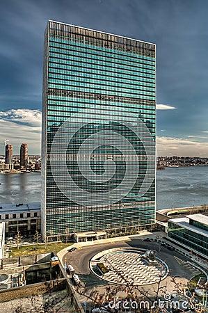 UN Secretariat HDR
