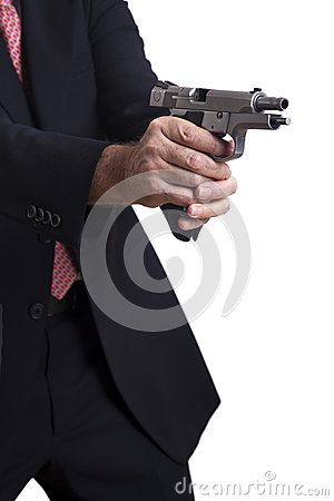 In mezzo a fucilazione
