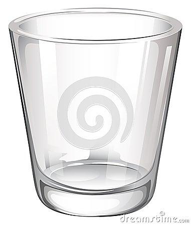 un verre boire simple images libres de droits image 38337299. Black Bedroom Furniture Sets. Home Design Ideas