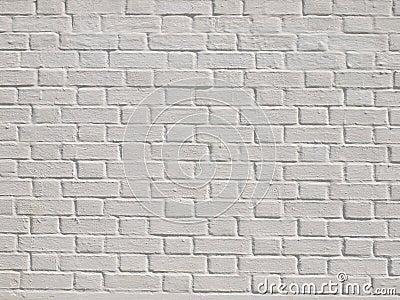 Una pared de ladrillo blanca foto de archivo imagen - Pared ladrillo blanco ...