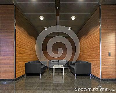 Una stanza di ricreazione