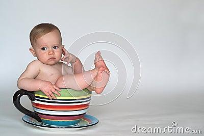 Una tazza del bambino